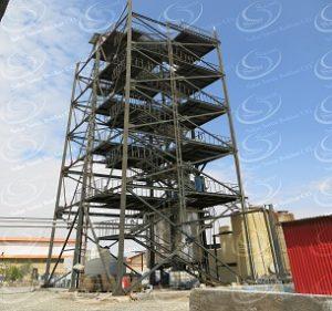Distilation tower